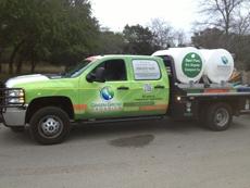 Green Grow Organics truck